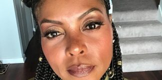 Taraji P. Henson Went Vegan to Avoid Stomach Cancer
