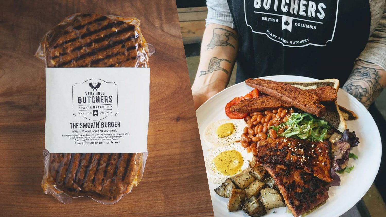 The Very Good Butchers Meet the 'Dragon's Den' for Vegan Expansion Plans