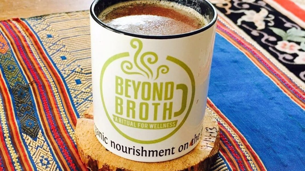 The Vegetables in Bone Broth Are Actually Healthier Than Boiled Animal Bones