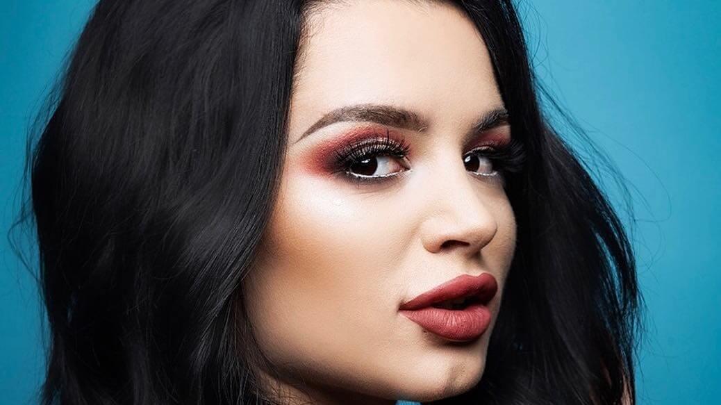 WWE Wrestler Launches Vegan 'Break-Up' Themed Lipstick Range