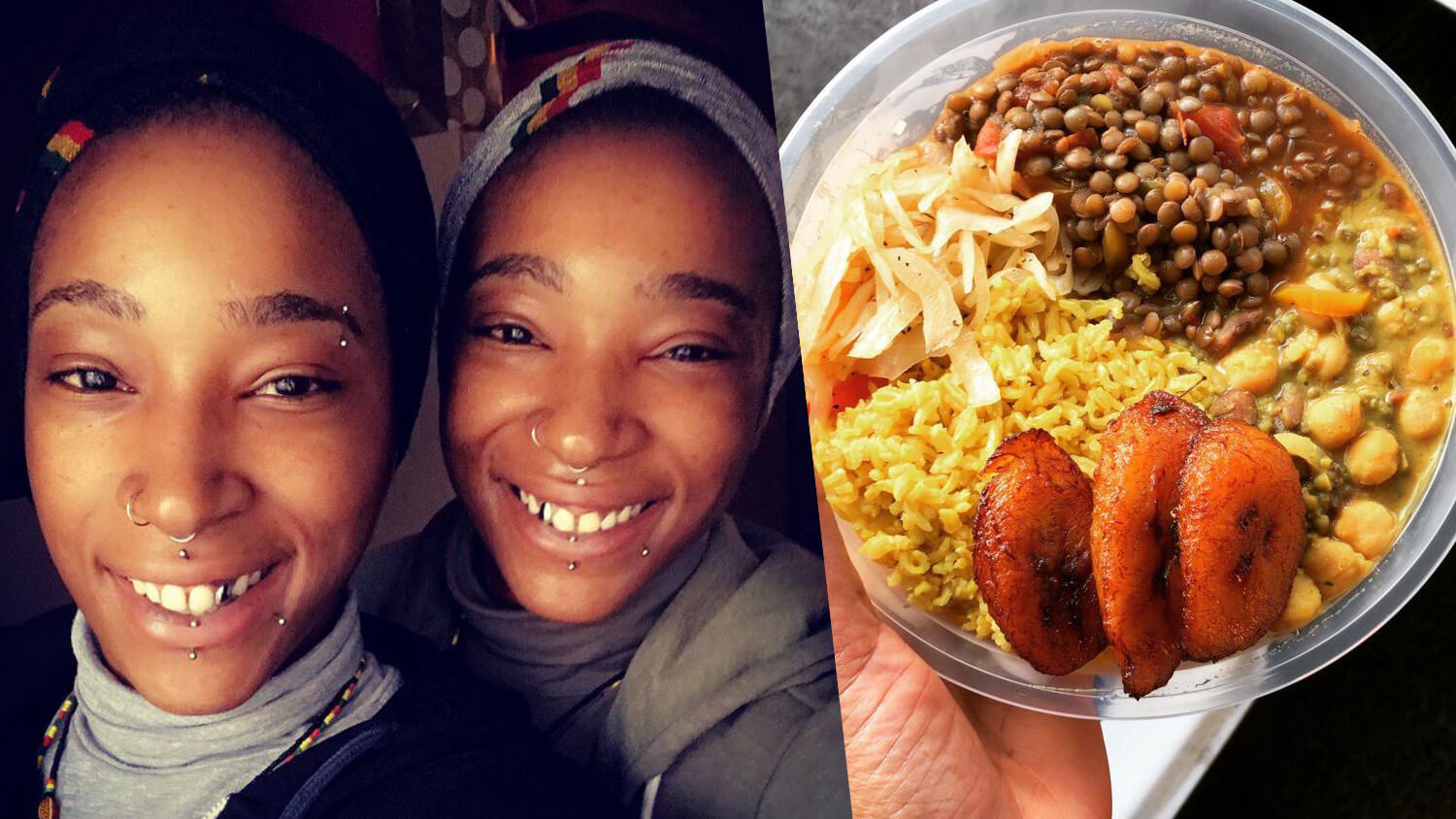 Vegan Twin Sisters Opening Croydon's First Plant-Based Caribbean Cafe, Livity