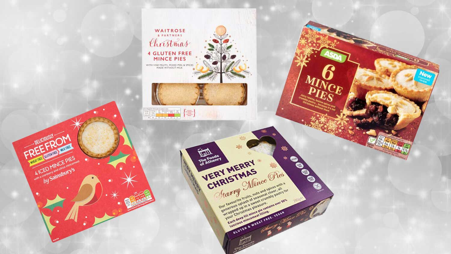 7 Vegan Mince Pies Available in the UK This Christmas Season