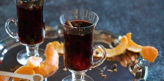 7 Vegan Seasonal Holiday Drinks Including Spiced Christmas Wine, Hot Cocoa, and Of Course, Dairy-Free Eggnog