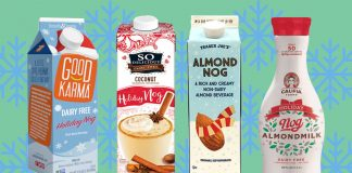 8 Vegan Eggnogs to Make the Holiday Season Deliciously Dairy-Free