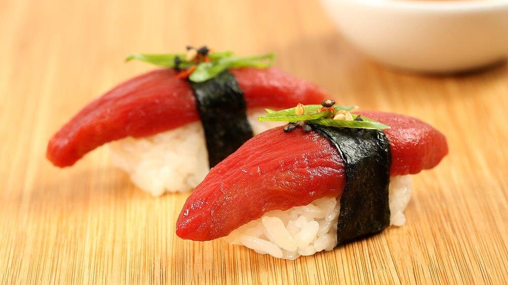 Ocean Hugger Foods' Sustainable Vegan 'Ahimi' Tomato Tuna Launches in All 12 Blue Sushi Sake Grill Restaurants