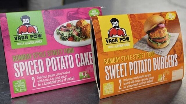 Indian Government-Backed Vegan Street Food Brand Expands to Europe