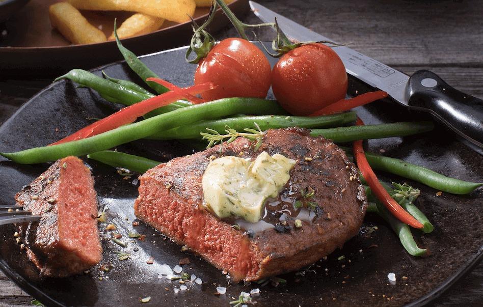 3D Printed Slaughter-Free Steak Tastes 'Just Like Steak'