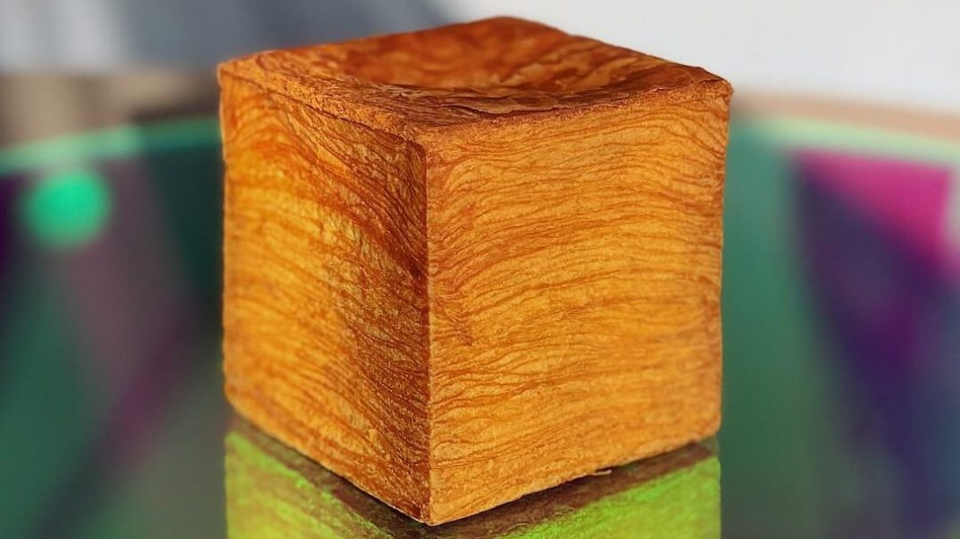 New Melbourne Vegan Bakery 'Weirdoughs' Serves Dairy-Free Cube-Shaped Croissants