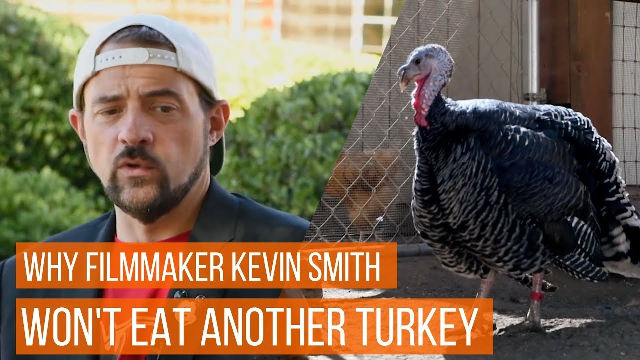 Why Filmmaker Kevin Smith Will Never Eat A Turkey Again