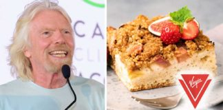 Richard Branson's Cruise Ship Increases Vegan Options for Sustainability
