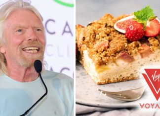 Richard Branson's Cruise Ship Increases Vegan Options for Sustainability