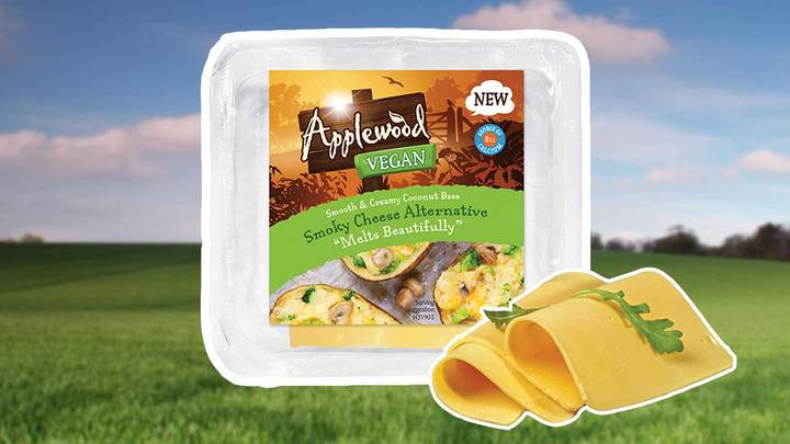 Applewood Cheese Just Entered the Dairy-Free Market