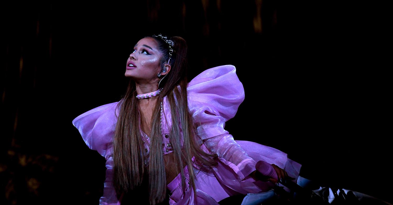 Ariana Grande Wears Vegan Faux Fur by Luxury Designer