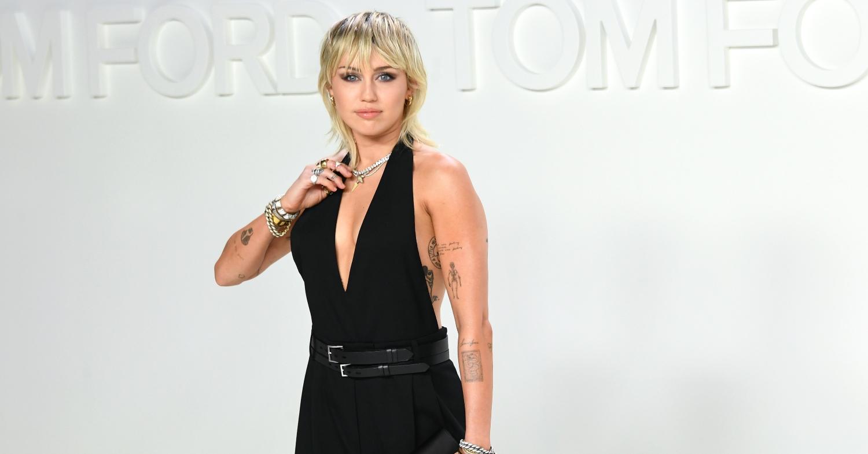 Miley Cyrus Stars in Latest (Vegan?) Dystopian 'Black Mirror' Future