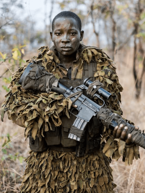 Why These Female Rangers Are Better Than Men At Stopping Poachers