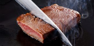 JUST Partners With Japanese Beef Producer Toriyama to Launch Clean Wagyu Meat