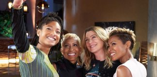 Vegan Celeb Ellen Pompeo Discusses Interracial Families With Jada Pinkett Smith