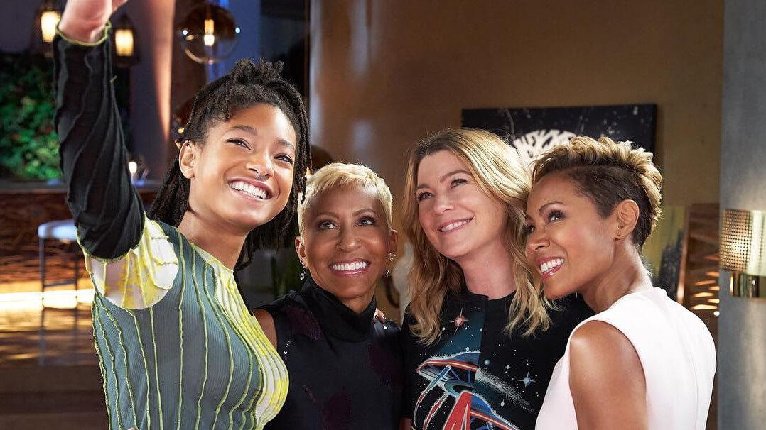 Vegan Celeb Ellen Pompeo Discusses Interracial Families With Jada Pinkett Smith