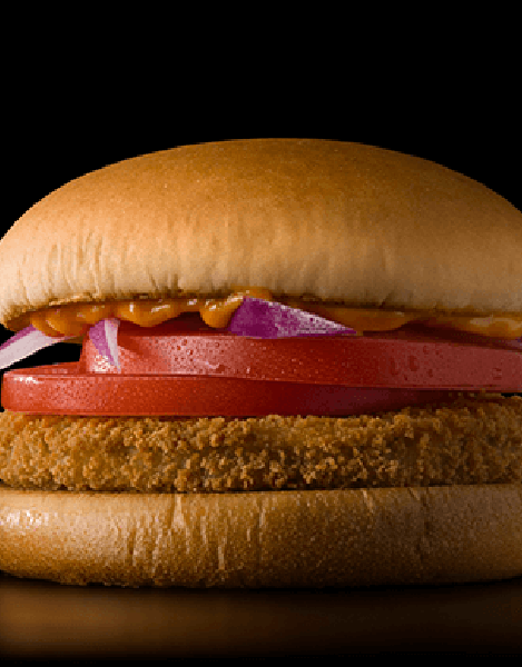 McDonald's Launches Vegan 'McAloo Tikki' From India in Global U.S.A. Headquarters Restaurant in Chicago