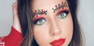 7 Vegan Beauty and Biodegradable Glitter Products to Achieve the Perfect Christmas Eyebrow