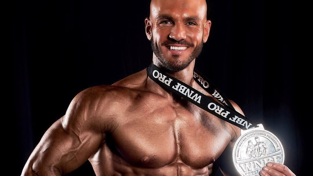 Italian Bodybuilding Champion Massimo Brunaccioni Went Vegan for the Animals