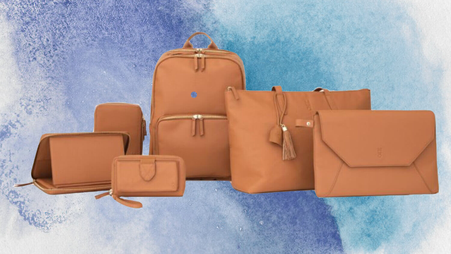 Walmart Launches Vegan Leather Bags, Backpacks, and Phone Cases By Motile