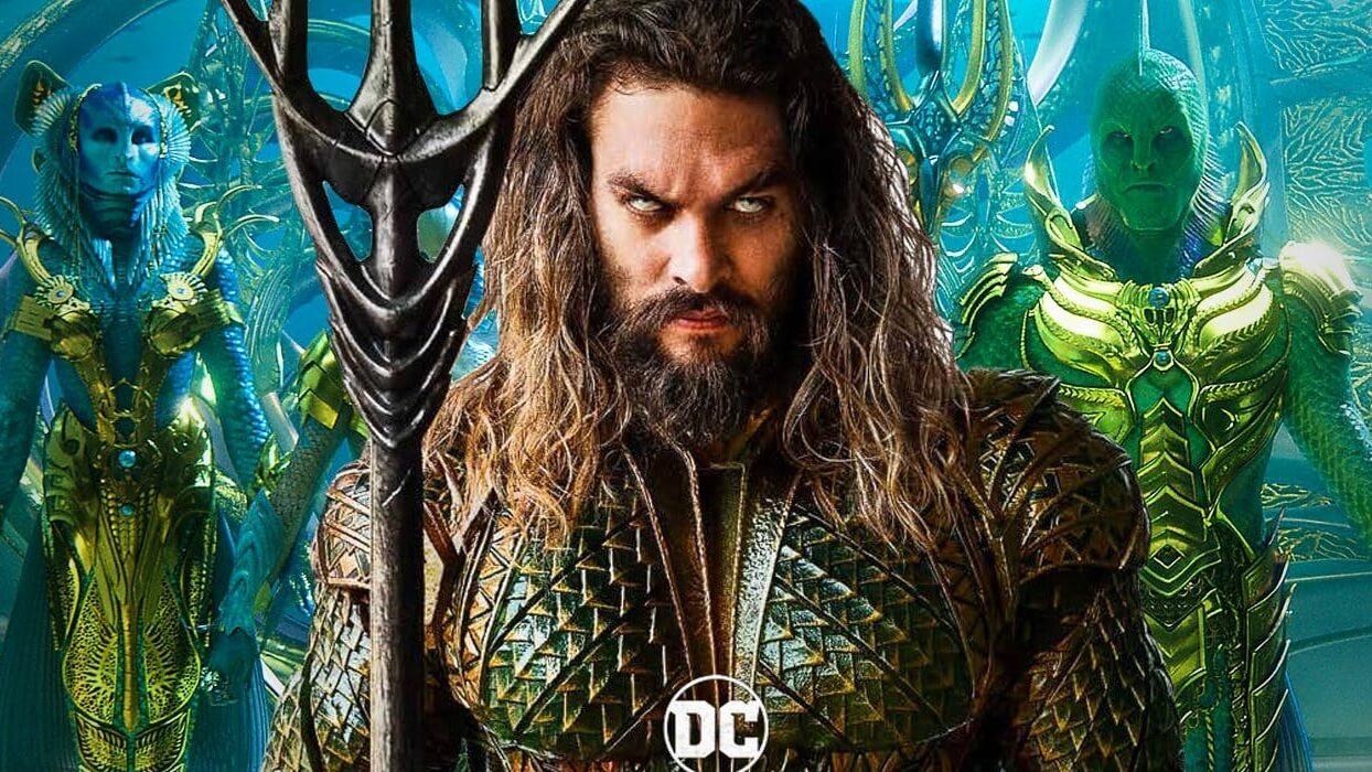 The 7 Hidden Vegan Easter Eggs in 'Aquaman'