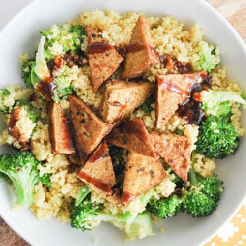 11 High Protein Post-Workout Vegan Meals for Strength Training