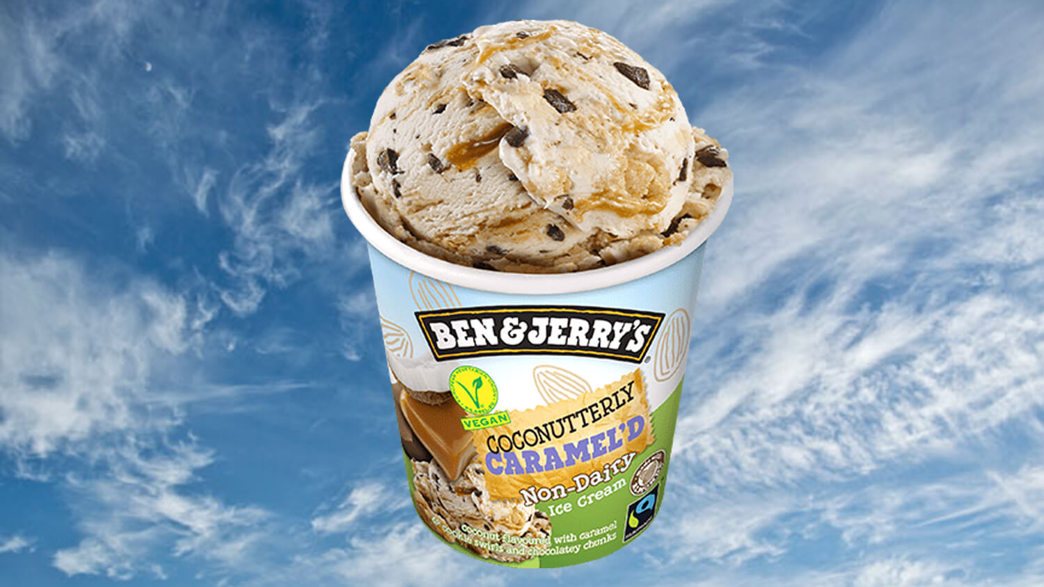 Ben & Jerry's UK Launches Its First Vegan Coconut Based Ice Cream Flavor