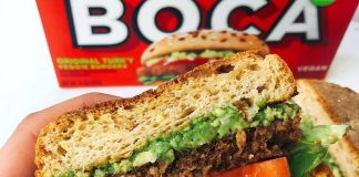 Iconic Vegetarian Meat Brand BOCA Removes Dairy From 67% of Products