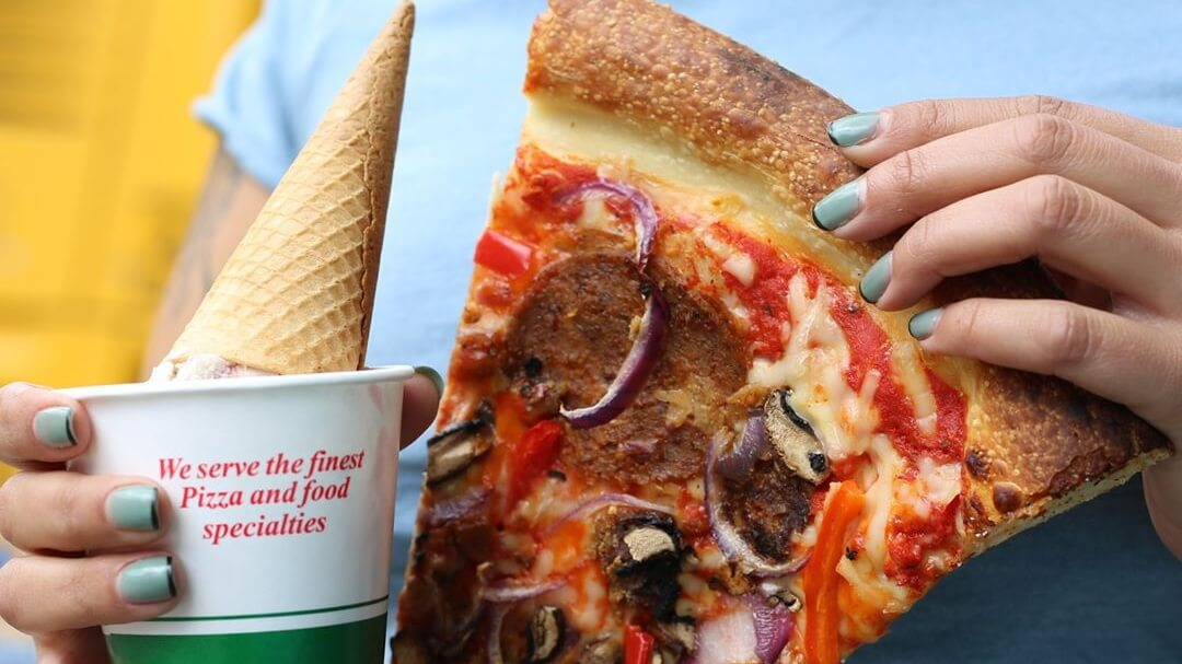 Brooklyn's First Vegan Pizza Shop Screamers Sells 1,500 Slices a Day