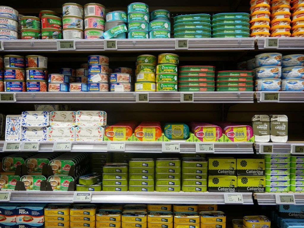 Vegan Food and 'Millennials Without Can Openers' Blamed for Decline in Canned Tuna's Sales
