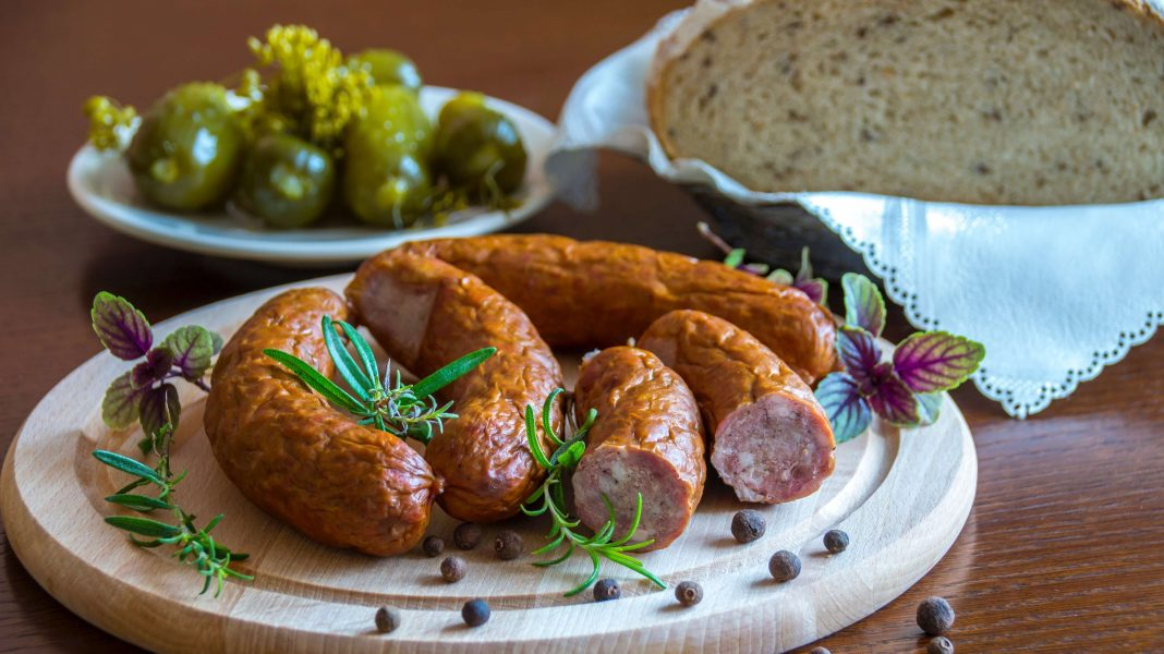 Unilever's 81-Year-Old Dutch Meat Brand Unox Launches Vegetarian Rookworst Smoked Sausage
