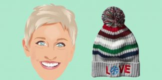 Ellen DeGeneres Launches 44-Piece Vegan Holiday Fashion Collection at Walmart