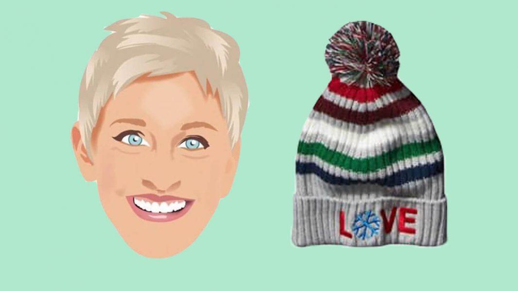 Ellen DeGeneres Launches 44-Piece Vegan Holiday Fashion Collection at Walmart