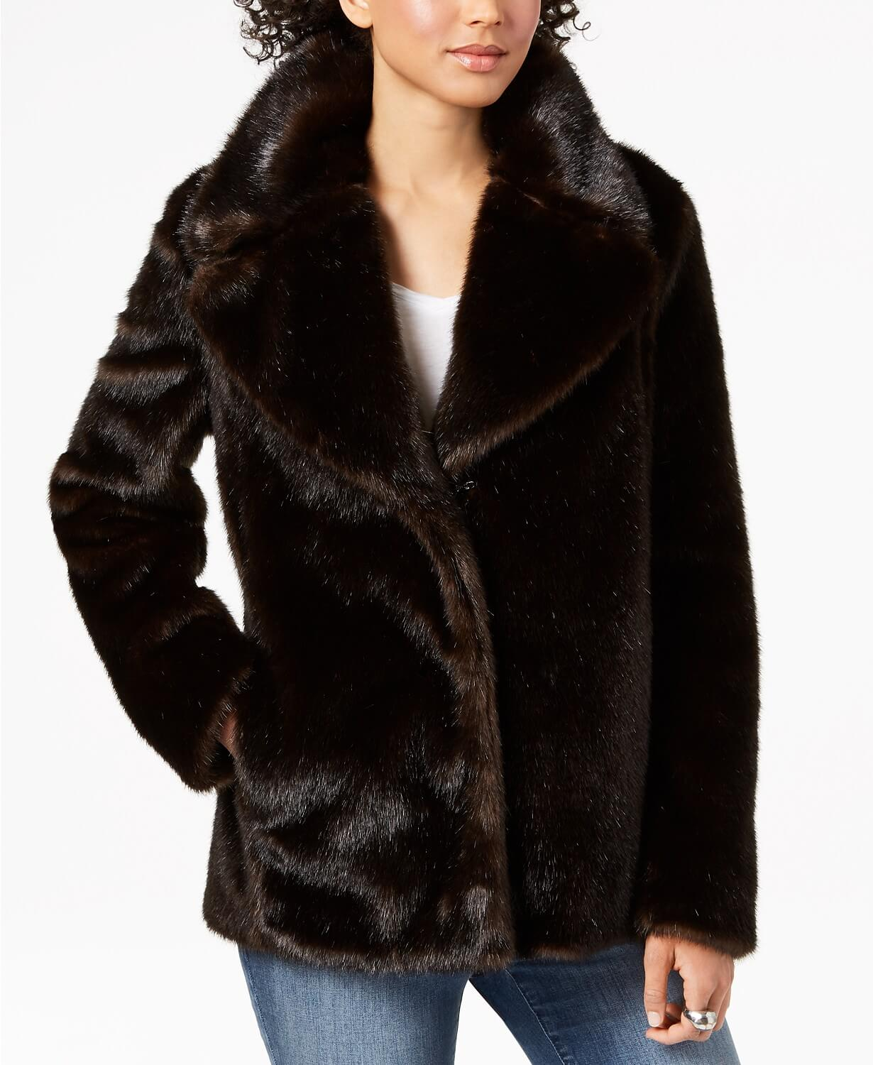 Kendall and Kylie Jenner Launch Vegan and Faux Fur Jacket Line at Macy's and Ardene