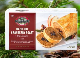 Vegan Meat Brand Sells 5 Million Pounds of Festive Holiday Roasts