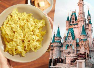 Vegan JUST Egg Breakfast Arrives at Disney World's Centertown Market