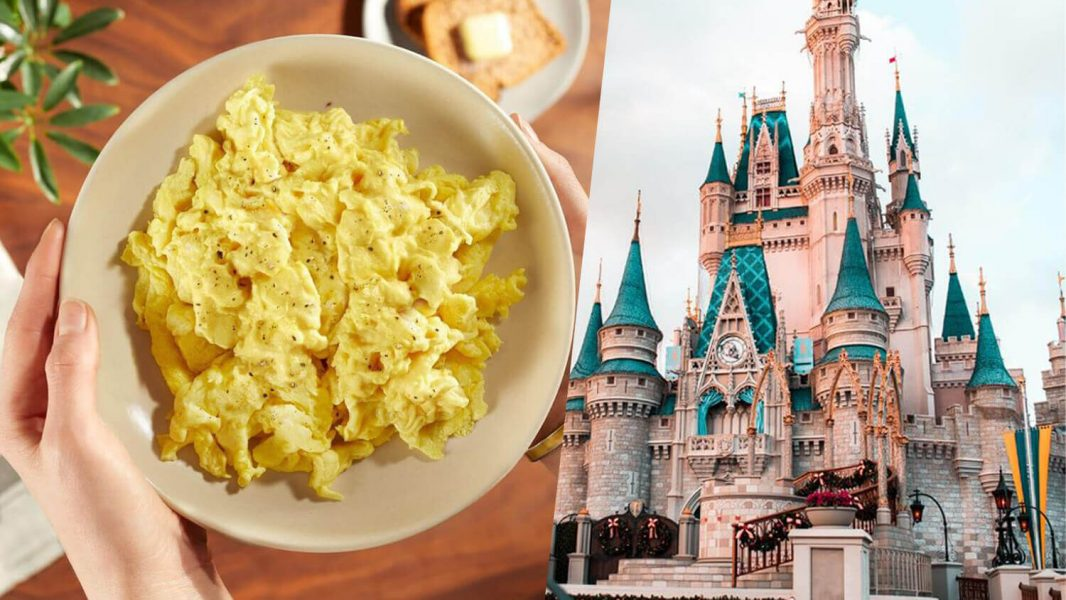 Vegan JUST Egg Breakfast Arrives at Disney World's Centertown Market