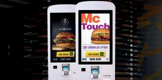 Researchers Shocked at 'How Much' Poop They Found on McDonald's Touchscreen Menus