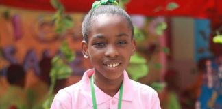 Nigeria's 11-Year-Old 'Miss Environment' Misimi Isimi Is on a Mission to Clean up Lagos