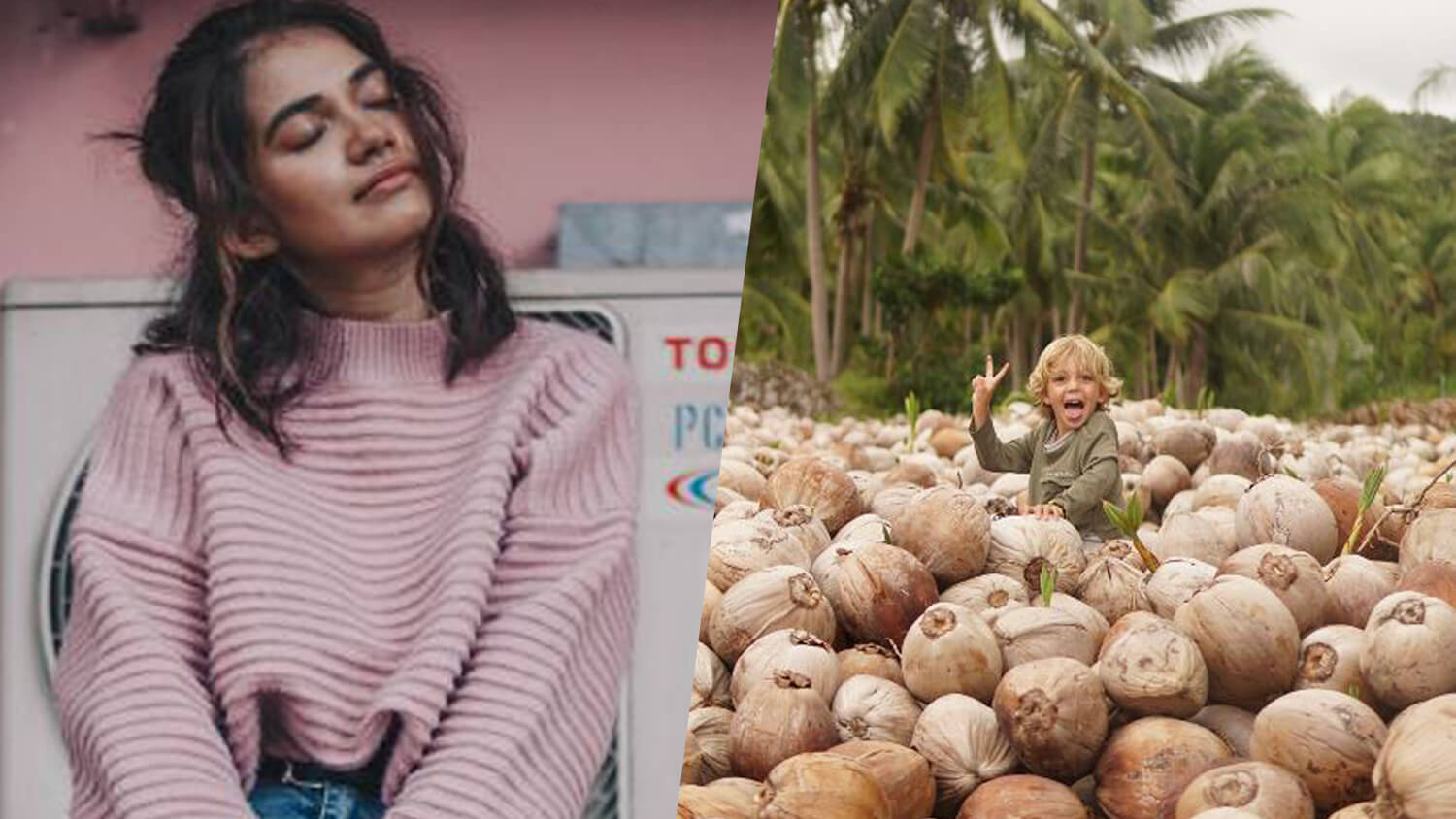 World's First Wool-Free Sweater Made From Sustainable Nanollose Coconut Fiber Waste Launches in Australia