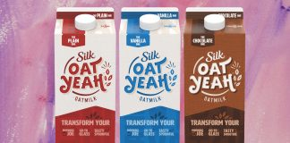 Silk Launches New Vegan Oat Milk Range 'Oat Yeah' In 3 Dairy-Free Flavors at Walmart and Target