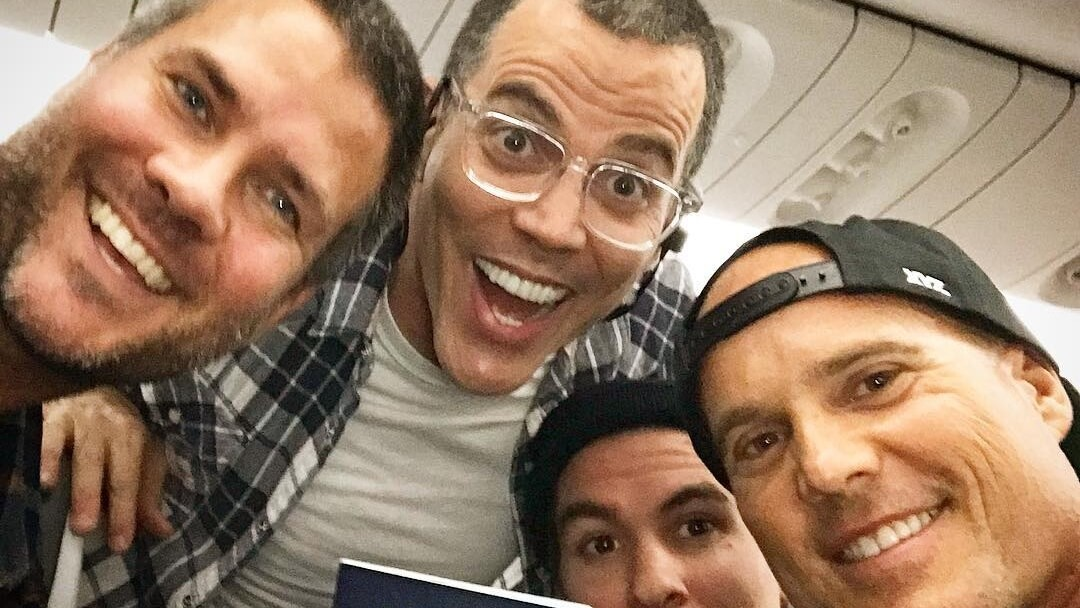Animal Rights Activist and Comedian Steve-O Detains South African Wild Tortoise Poachers