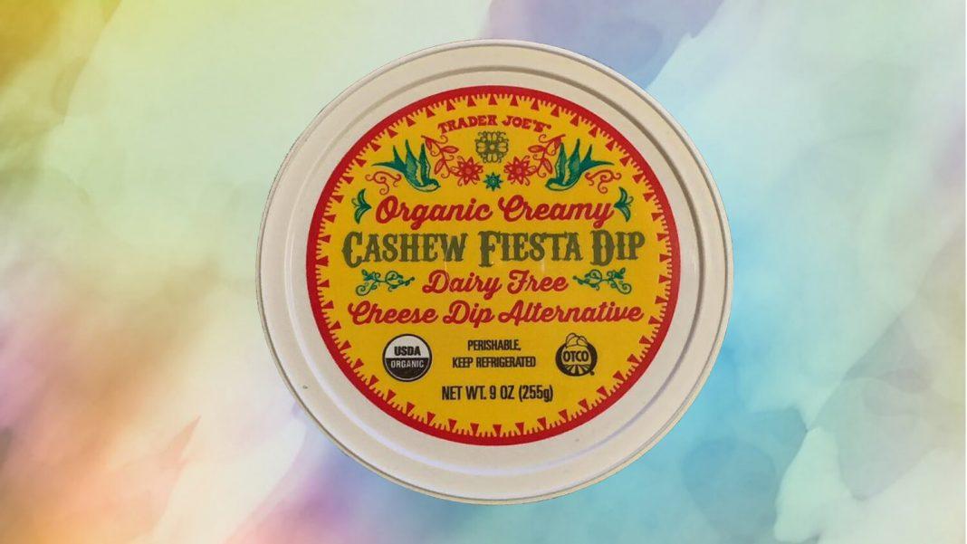 Trader Joe's Launches Organic Cashew Vegan 'Fiesta' Queso Dip