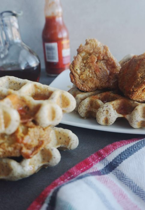 9 Southern Style Vegan Fried Chicken And Waffles Recipes
