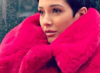 Marks and Spencer Launches Hot Pink Vegan Fur Winter Coat