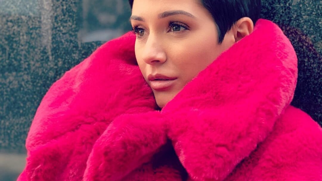 Marks and Spencer Launches Hot Pink Vegan Faux Fur Winter Coat