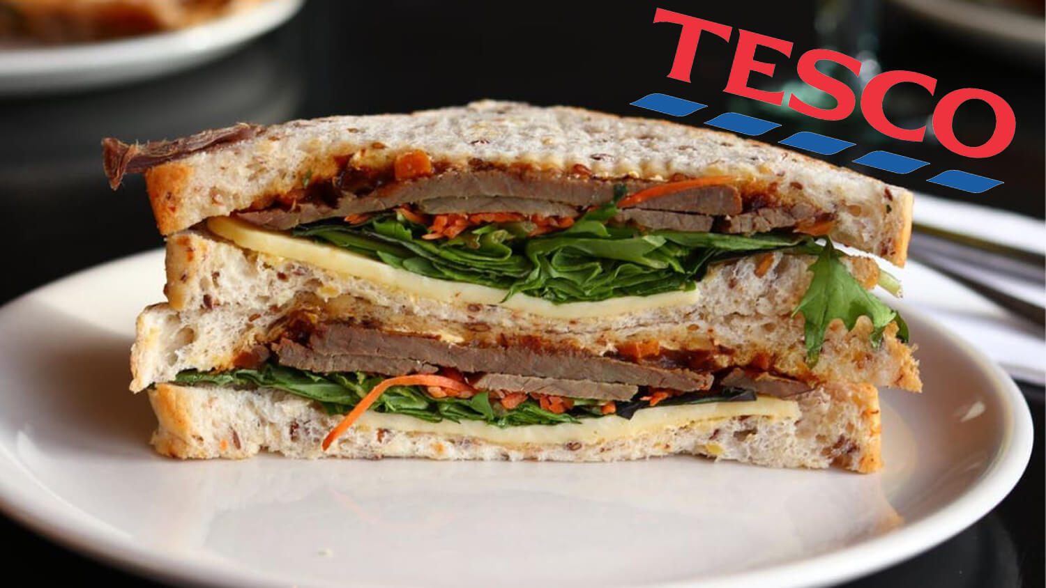 Tesco To Launch Vegan Wicked Healthy Catering Service For
