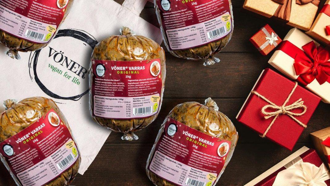 Finnish Vegan Meat Company Vöner Sells 10,000 Plant-Based Holiday Hams
